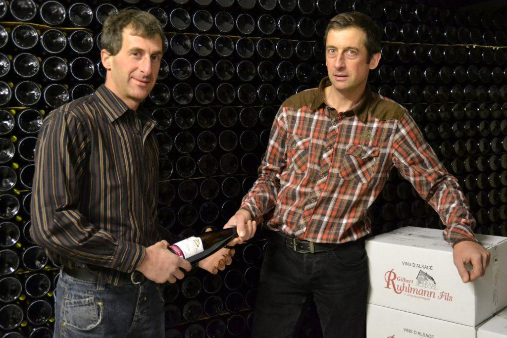 Frères Ruhlmann Vins d'Alsace